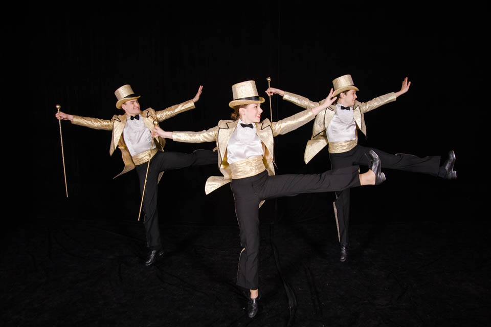 картинка танца степа